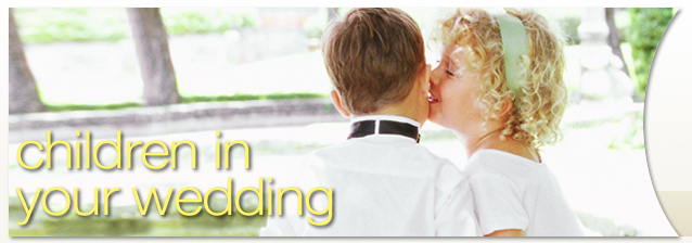 Children in your Rochester wedding banner image
