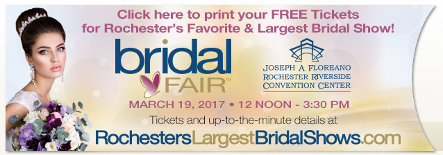Rochester's Largest Bridal Shows