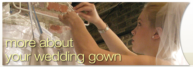 Wedding Gowns-more to know banner image
