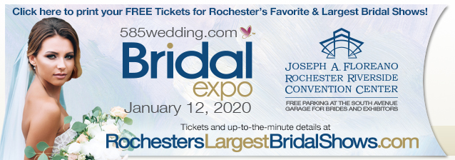 Bridal Expo January 12, 2020